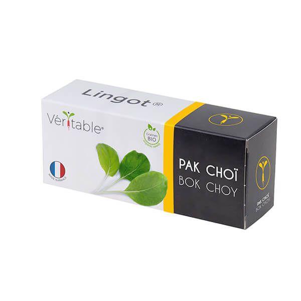 Veritable Organic Bok Choi Lingot