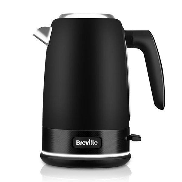 Breville New York Collection Matt Black Kettle