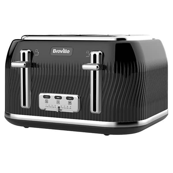 Breville Flow Toaster Black