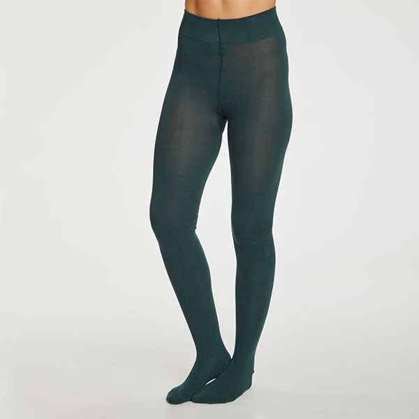 Thought Deep Teal Elgin Tights