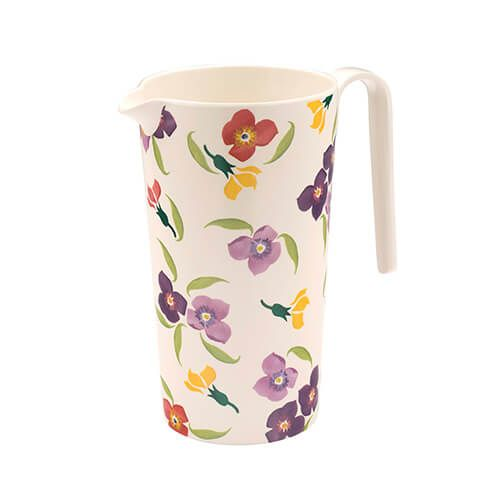 Emma Bridgewater Wallflower Large Melamine Jug