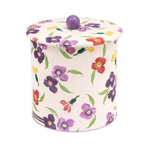 Emma Bridgewater Wallflower Biscuit Barrel