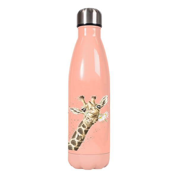 Wrendale Designs Giraffe Water Bottle