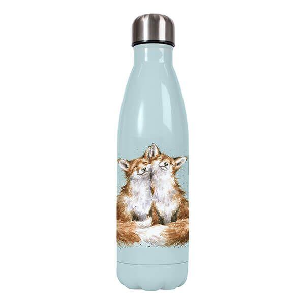 Wrendale Designs Foxes Water Bottle