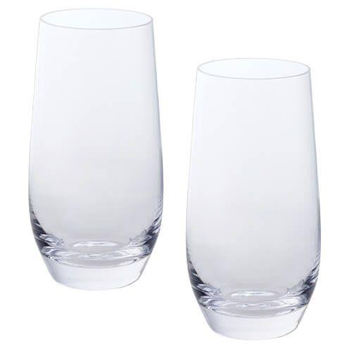 Dartington Wine & Bar Set Of 2 Highballs