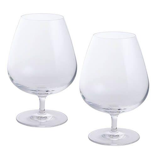 Dartington Wine & Bar Set Of 2 Brandy Glasses