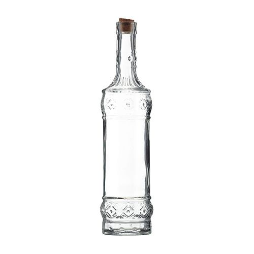 World of Flavours Italian Traditional Glass Oil Bottle 680ml