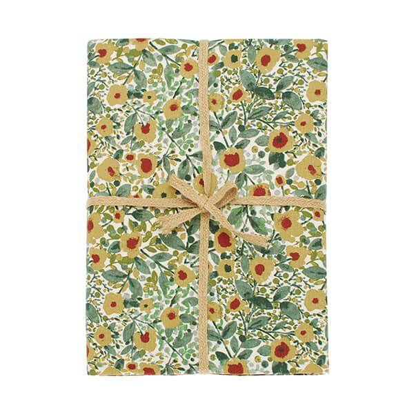 Walton & Co Wildflower Tablecloth 100x100cm