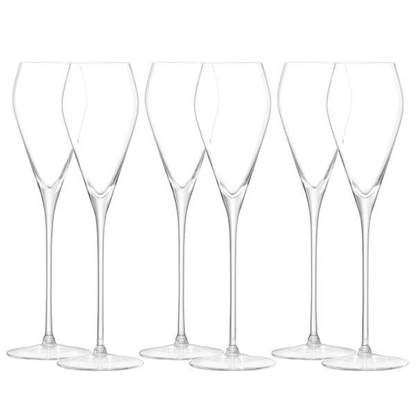 LSA Wine Prosecco Glass 250ml, 6 for 4