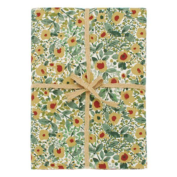 Walton & Co Wildflower Tablecloth 130x230cm