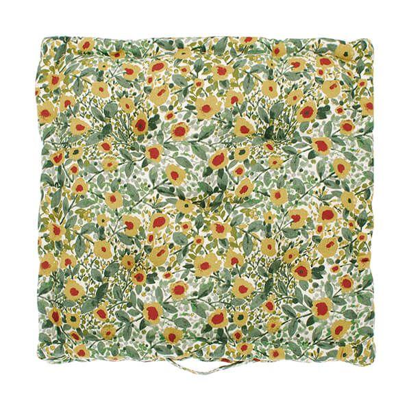 Walton & Co Wildflower Mattress Cushion