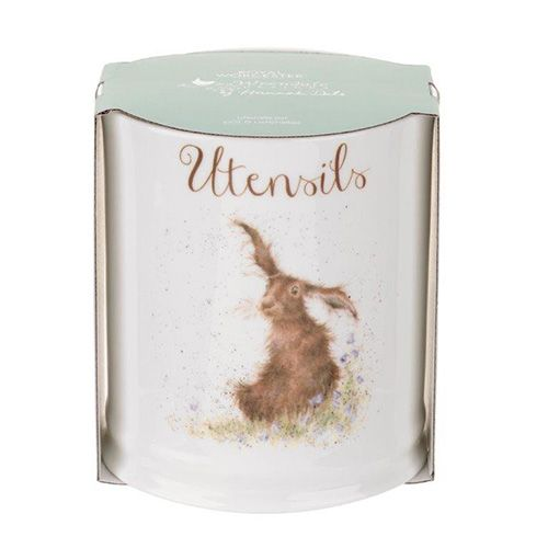 Wrendale Designs Utensil Jar Hare