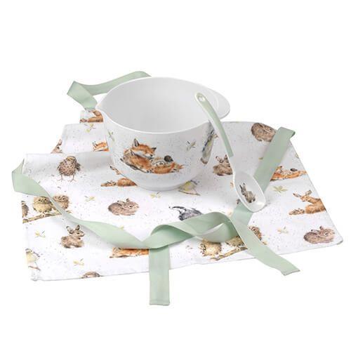 Wrendale Designs Mummys & Mine Childrens Baking Set