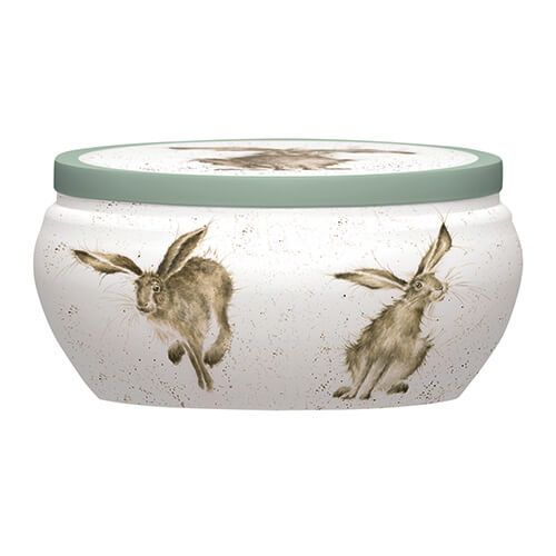 Wrendale Designs Good Hare Day Boutique Candle Tin