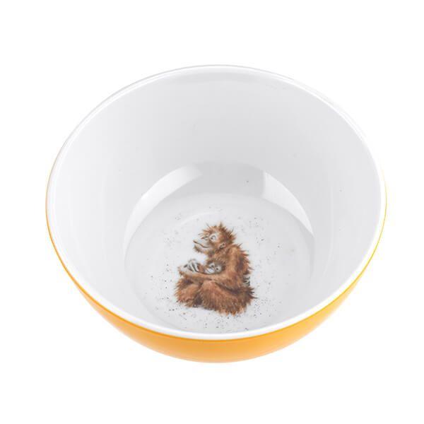 Wrendale Designs Melamine Orang-utan Bowl