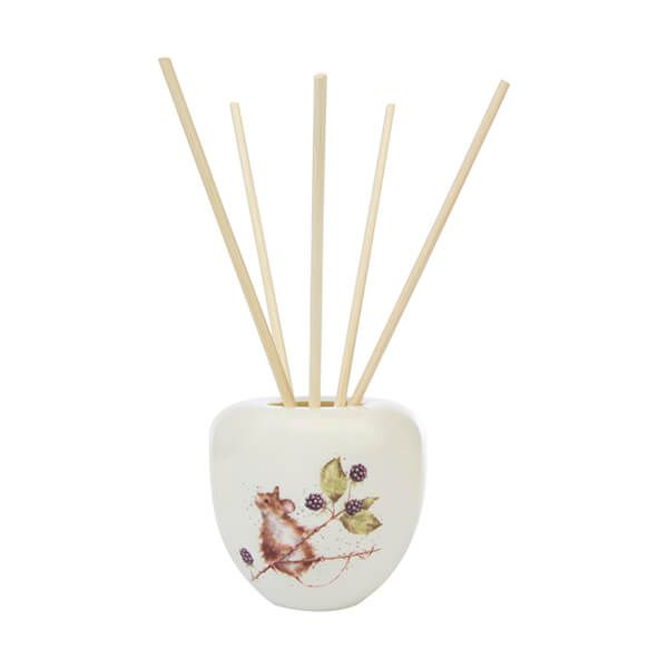Wrendale by Wax Lyrical Hedgerow Ceramic Reed Diffuser 200ml