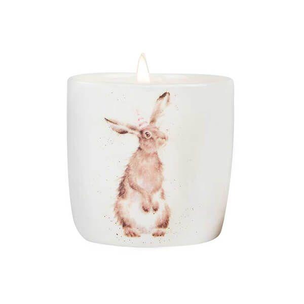 Wrendale by Wax Lyrical 'Hoppy Birthday' Fragranced Jar Candle