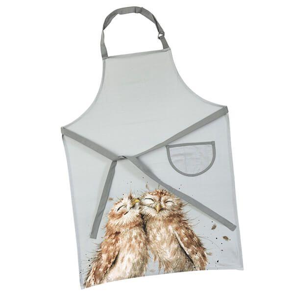 Wrendale Designs Cotton Owl Apron