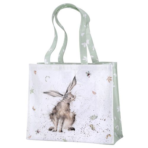 Wrendale Designs PVC Large Shopping Bag