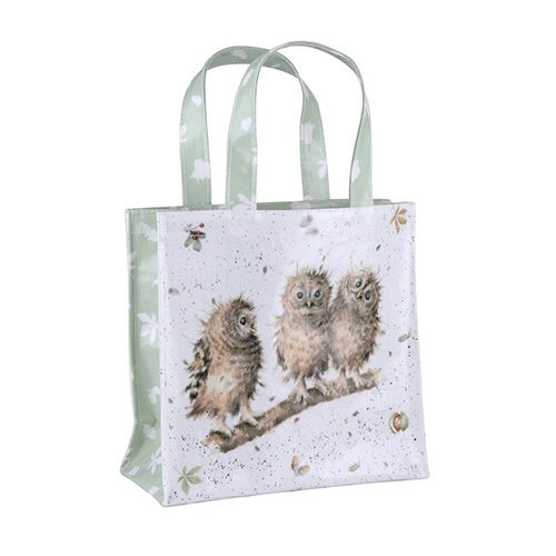 Wrendale Designs PVC Small Shopping Bag