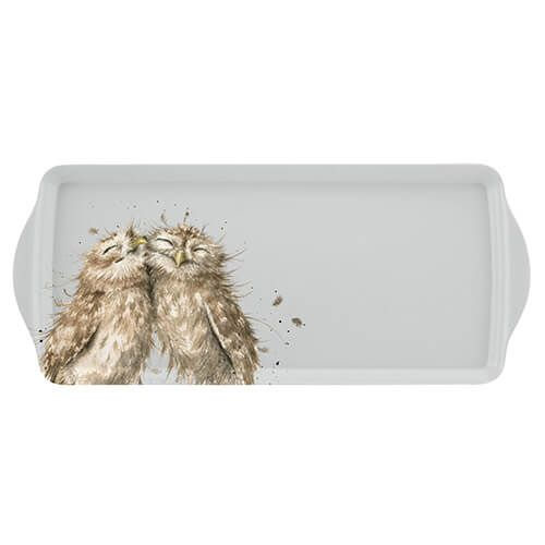 Wrendale Designs Owl Sandwich Tray