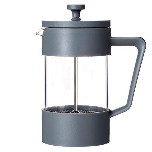 Grunwerg Cafe Ole Studio Grey 0.6L Cafetiere