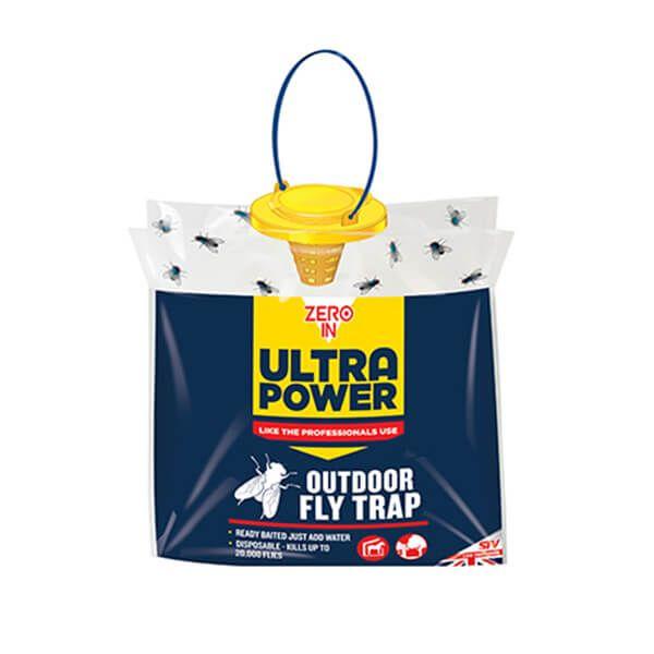 Zero In Ultra Power Outdoor Fly Trap