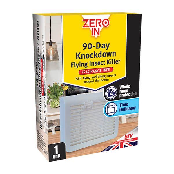 Zero In 90-Day Knockdown Flying Insect Killer