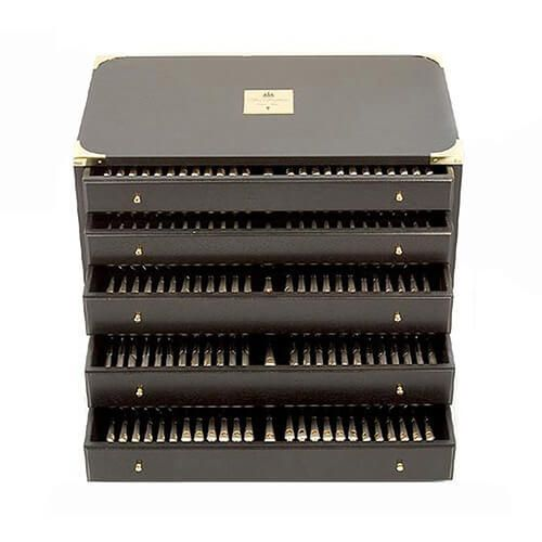 Clive Christian Empire Flame All Silver 85 Piece 8 Person Canteen