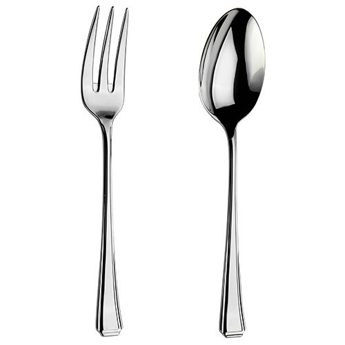 Arthur Price Classic Harley Serving Spoon & Fork Set