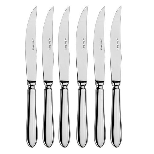 Arthur Price Classic Old English Set of 6 Steak Knives