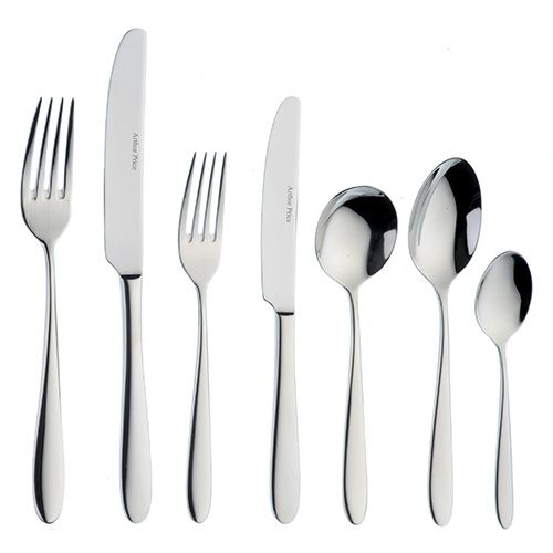 Arthur Price Contemporary Willow 7 Piece Place Setting