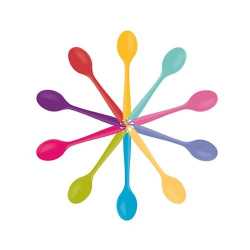 Colourworks Silicone 27cm Cooking Spoon