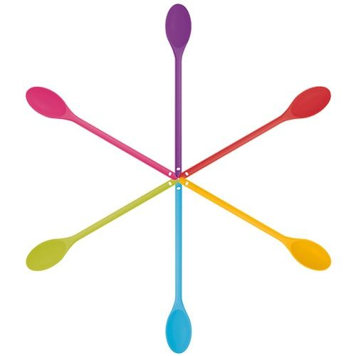 Colourworks Silicone 38cm Cooking Spoon