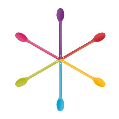Colourworks Silicone 30cm Cooking Spoon