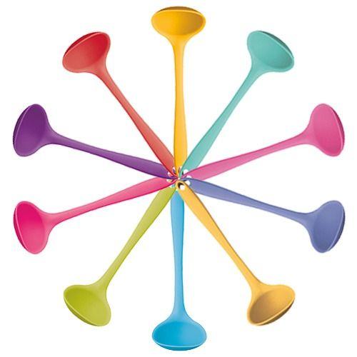 Colourworks Silicone 28cm Ladle