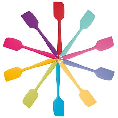 Colourworks Silicone 28cm Large Spatula