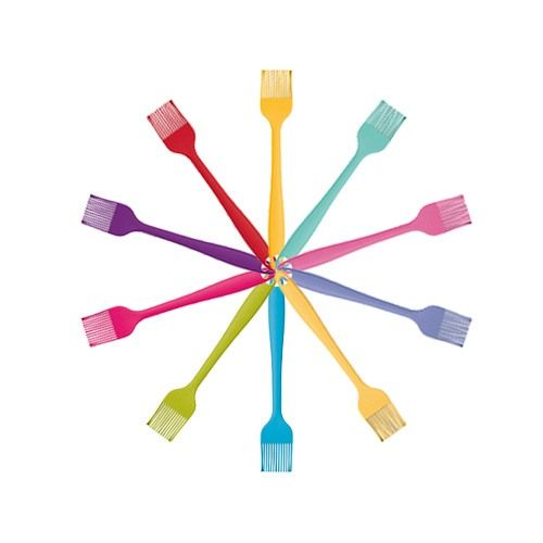 Colourworks Silicone 20cm Mini Pastry Brush