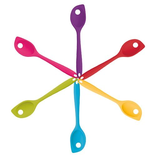 Colourworks Silicone 28cm Mixing Spoon