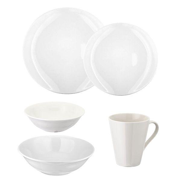 Judge Table Essentials White Tableware Set