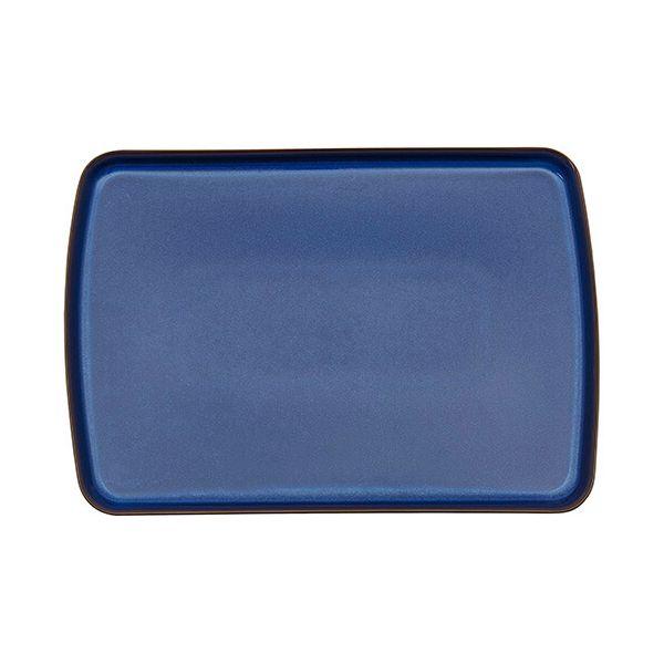 Denby Imperial Blue Large Rectangular Platter