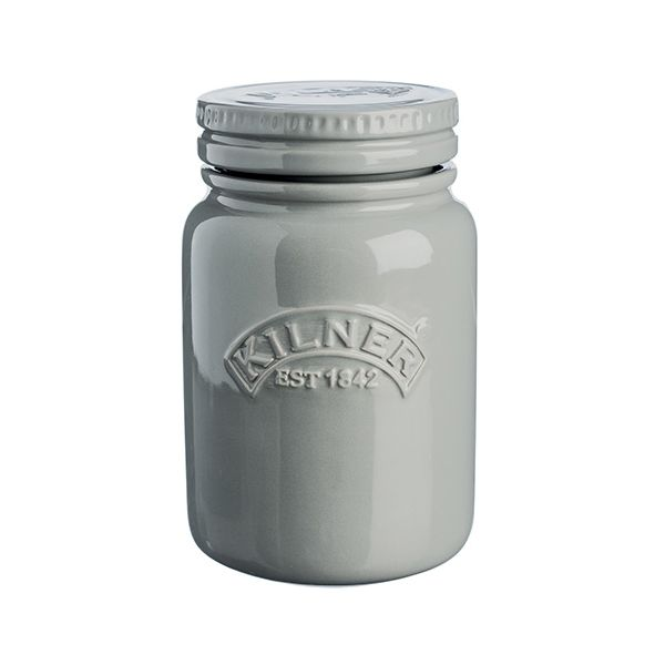 Kilner 0.6L Morning Mist Push Top Jar