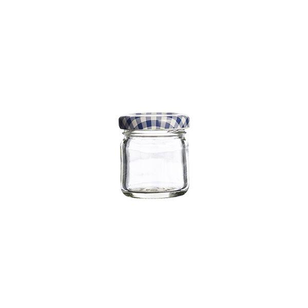 Kilner Twist Top Round Jar 43ml