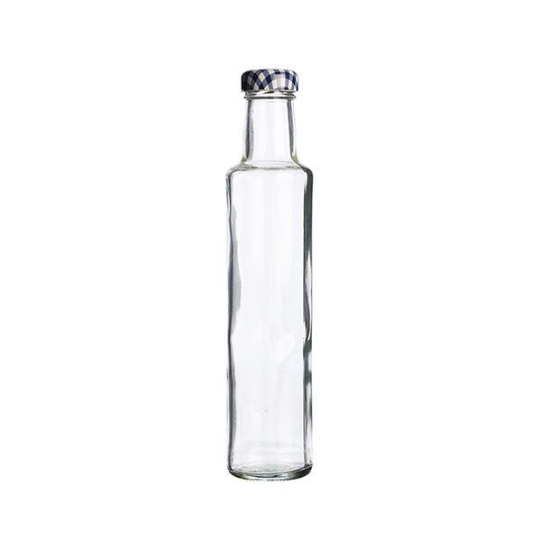 Kilner Twist Top Round Dressing Bottle 250ml