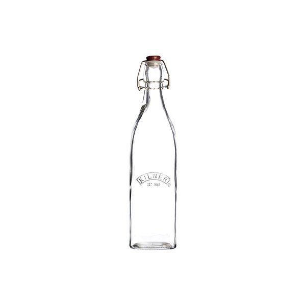 Kilner Square Clip Top Bottle 0.55L