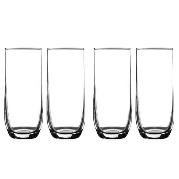 Ravenhead Tulip 300ml Set Of 4 Hiball Glasses