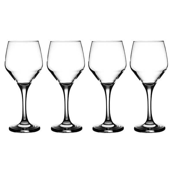 Ravenhead Majestic 300ml Set Of 4 White Wine Glasses