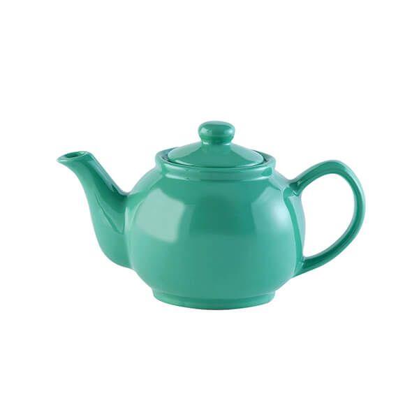 Price & Kensington Jade Green 2 Cup Teapot