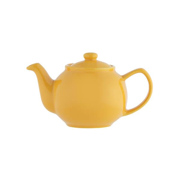 Price & Kensington Mustard 2 Cup Teapot