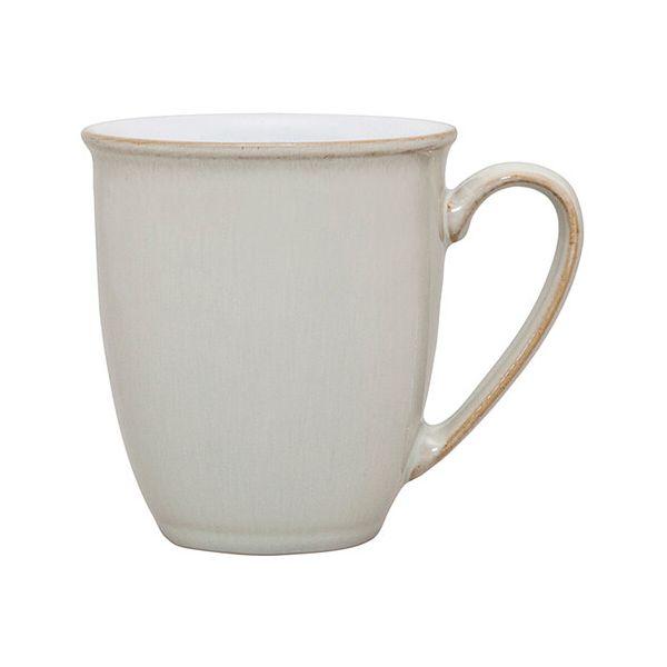 Denby Linen Coffee Beaker / Mug